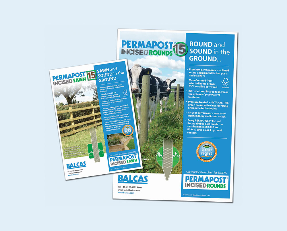 Permapost – The Latest Generation – Fencing and Landscaping News
