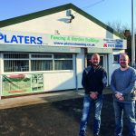POSITIVE TIMES AHEAD FOR J W PLATER