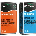 CARLTON SETS THE STANDARD FOR  QUICK AND EASY FENCE ERECTION