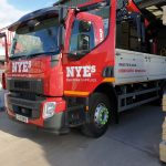 D.W. NYE REBRANDED AS NYES BUILDING SUPPLIES