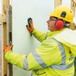 SUPER VERSATILE SITE HOARDING: SMARTPLY SITEPROTECT NOW AVAILABLE IN 16MM THICKNESS