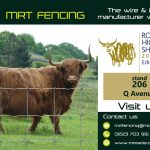 MRT FENCING WILL BE AT THE ROYAL HIGHLAND SHOW 2019