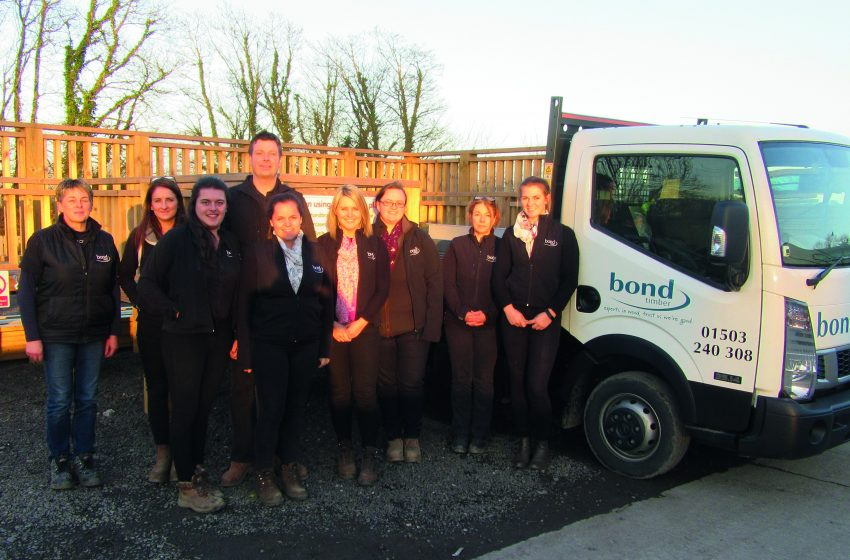 Bond Timber's Specialist day on January 18th was a great success for Bond Timber, customers and suppliers alike.