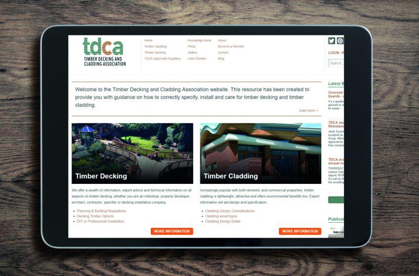 New website from TDCA