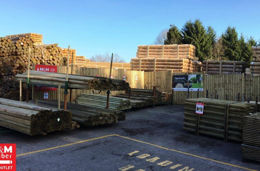 New Factory Outlet at M&M Timber: Open for Business