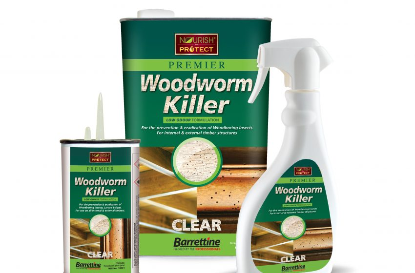 Barrettine Woodcare introduction