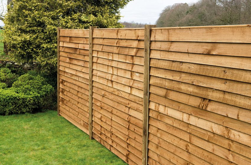 BSW tap in to domestic acoustic fence panel market