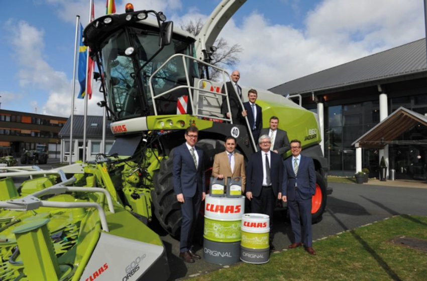 Total Lubrifiants and CLAAS extend partnership
