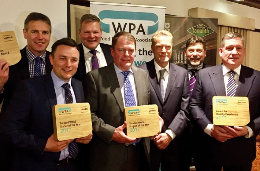 Awards showcase excellence in wood protection