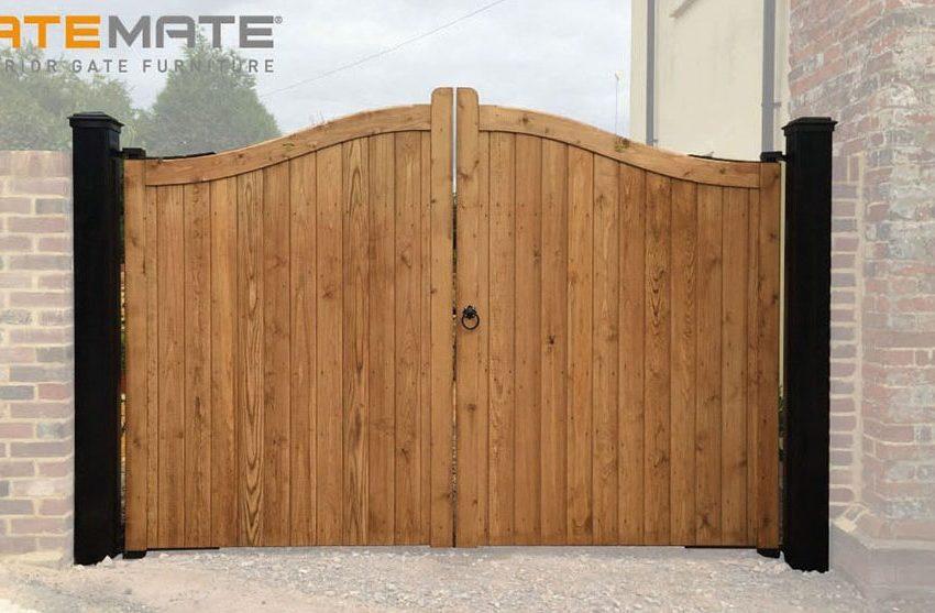 Birkdale's new Gatemate® Easifit Adjustable Gate Post System