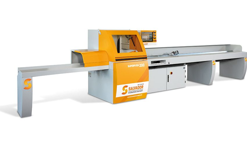 ANOTHER SALVADOR FOR PONTRILAS SAWMILLS – Crosscut Double for Daltons Wadkin