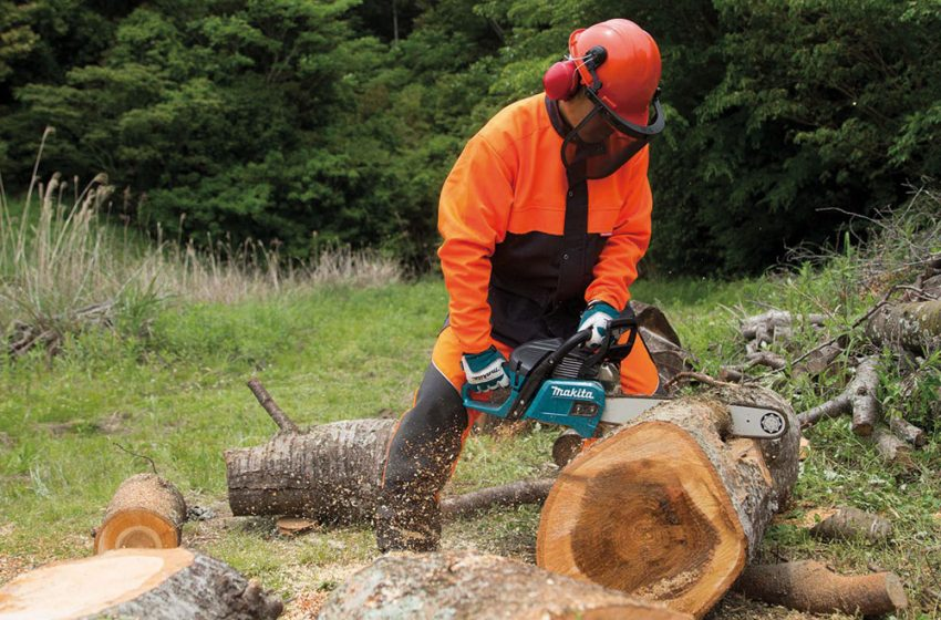 MAKITA INTRODUCES NEW 'FARMERS CHOICE' 55.7CC CHAINSAW