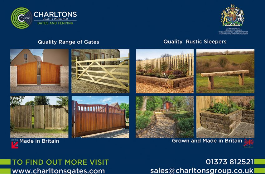 CHARLTONS GATES & FENCING – QUALITY INGRAINED