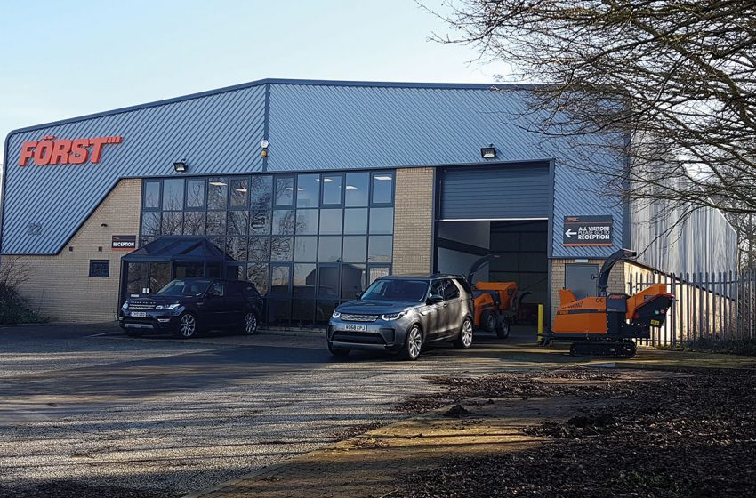 FORST EXPANDS UK OPERATION