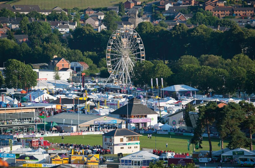 100TH ROYAL WELSH SHOW 22-25 JULY 2019