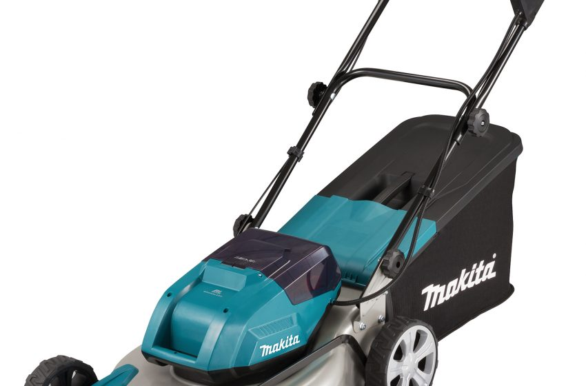 MAKITA LAUNCHES NEW BRUSHLESS GARDEN MACHINERY