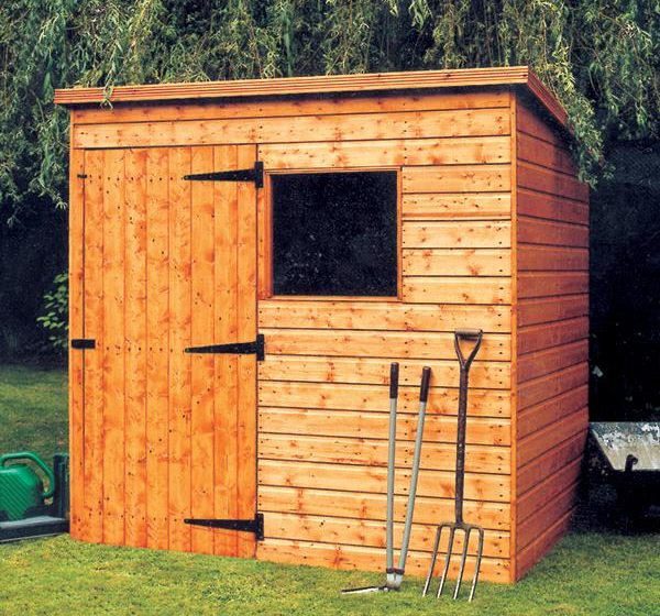 HOW BEST TO POSITION YOUR SHED