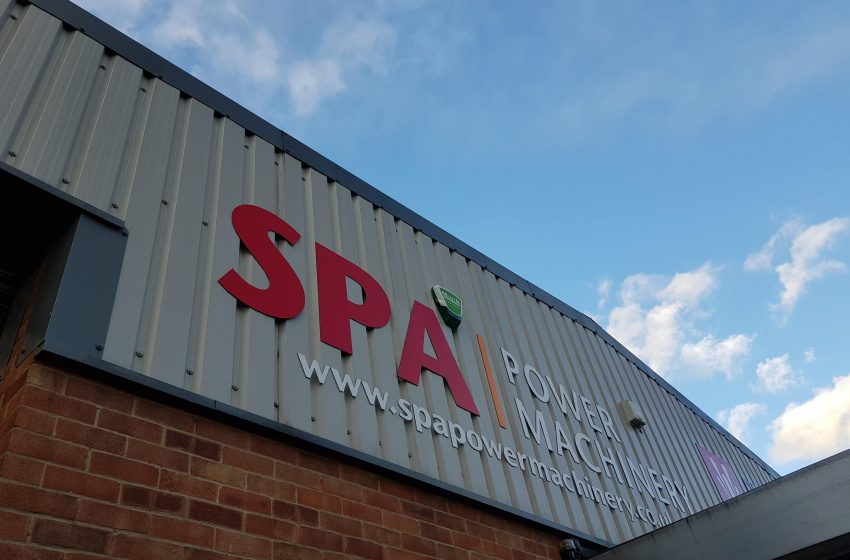 SPA Power Machinery very first Open Day Hailed a Success