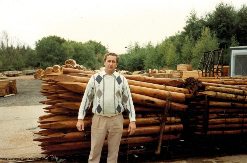 BATSFORD TIMBER CELEBRATING 30 YEARS