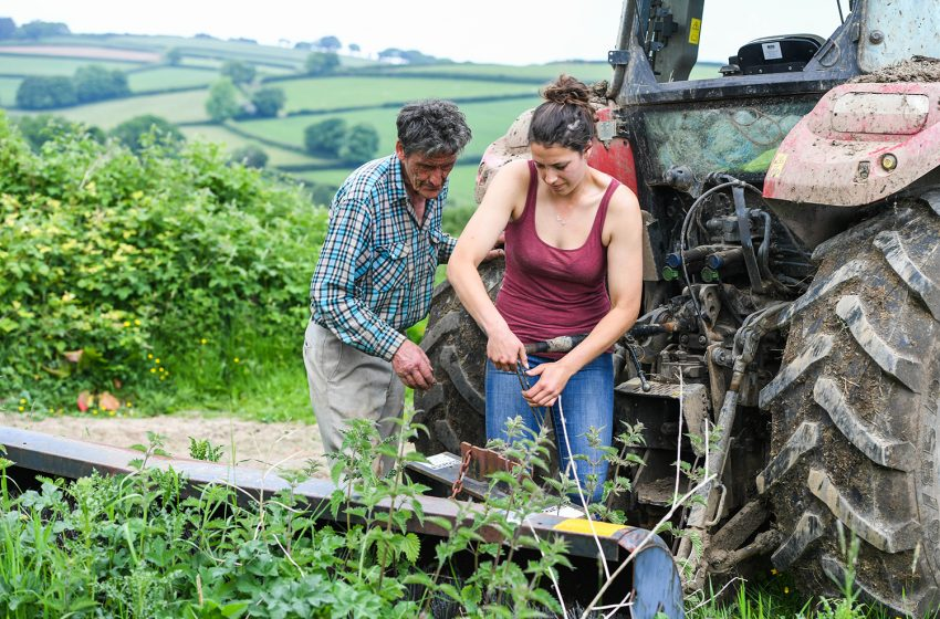 HE PRINCE'S FARM RESILIENCE PROGRAMME TO RECRUIT ITS 1000TH FARMER