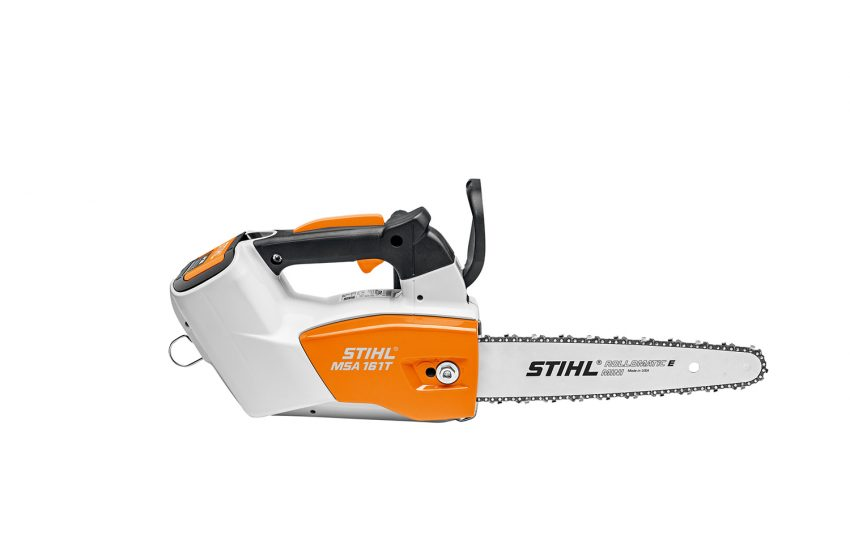STIHL ANNOUNCES SERIES OF UPDATES TO MSA 161 T