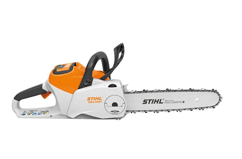 SHOWCASING STIHL AT SALTEX