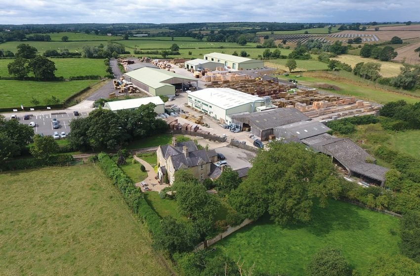 INCREASED CAPACITY OF UK TIMBER AT LINNELL BROTHERS
