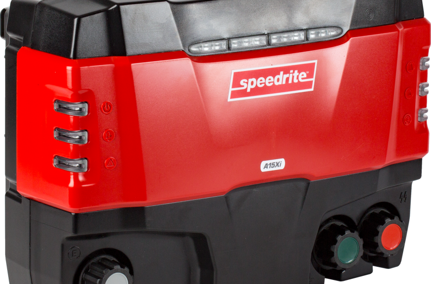 THE NEW SPEEDRITE A15XI ISOLATED MAINS ENERGIZER FROM DATAMARS