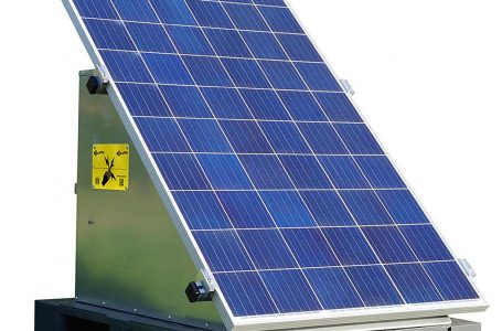 SOLAR POWER GROWS UP