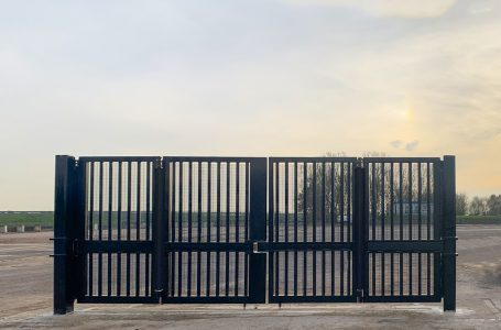 FRONTIER PITTS HVM DOUBLE TERRA BI-FOLDING SPEED GATE – WORLD FIRST!
