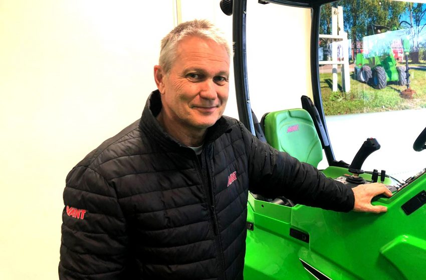 Peter Barfiled NEW Appointment  AVANT Regional Sales Manager