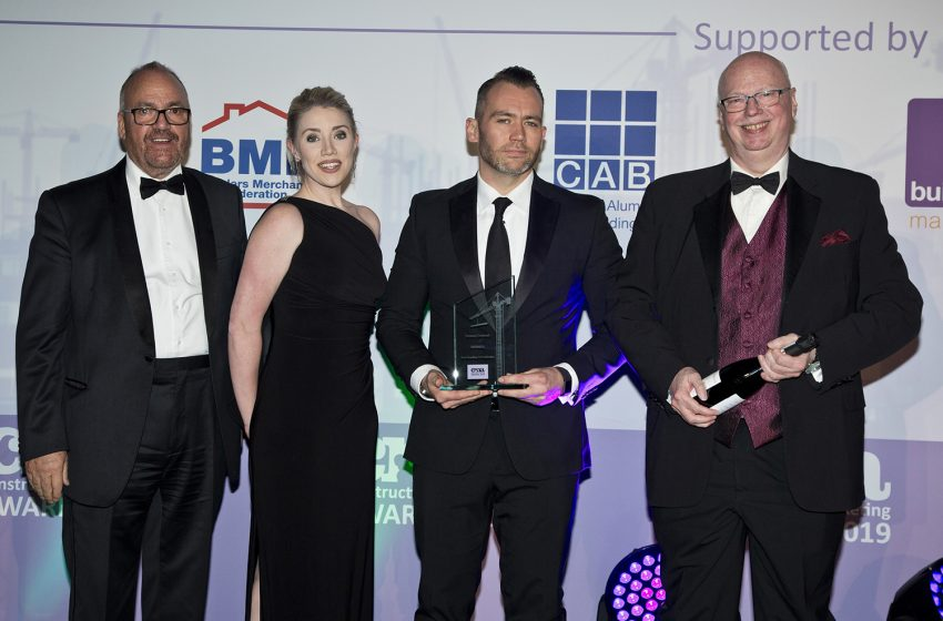 TARMAC SUCCESS AT CONSTRUCTION MARKETING AWARDS