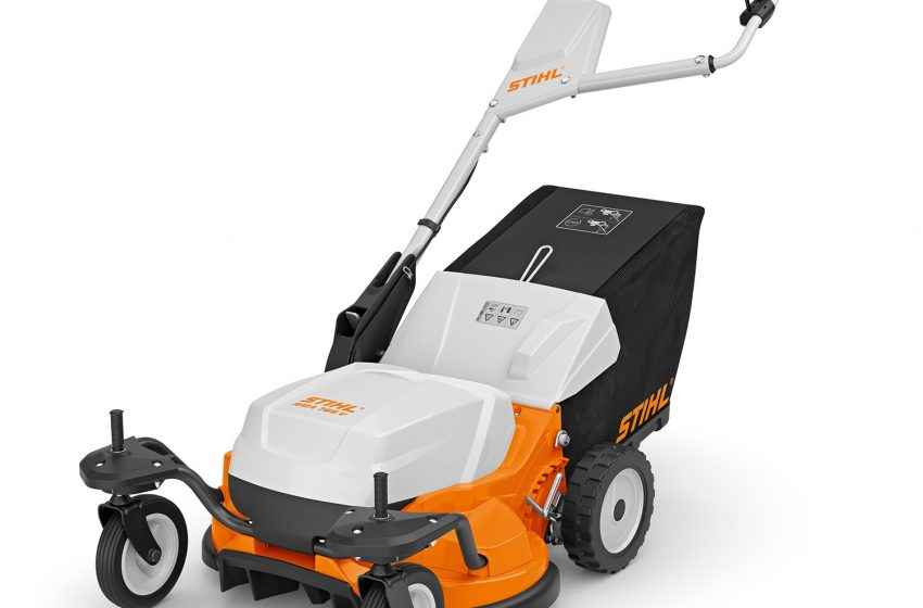 STIHL LAUNCHES NEW INNOVATIVE PRO CORDLESS MOWER