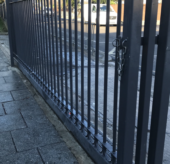 INSTALLER FINED FOLLOWING SCHOOL FALLING GATE INCIDENT