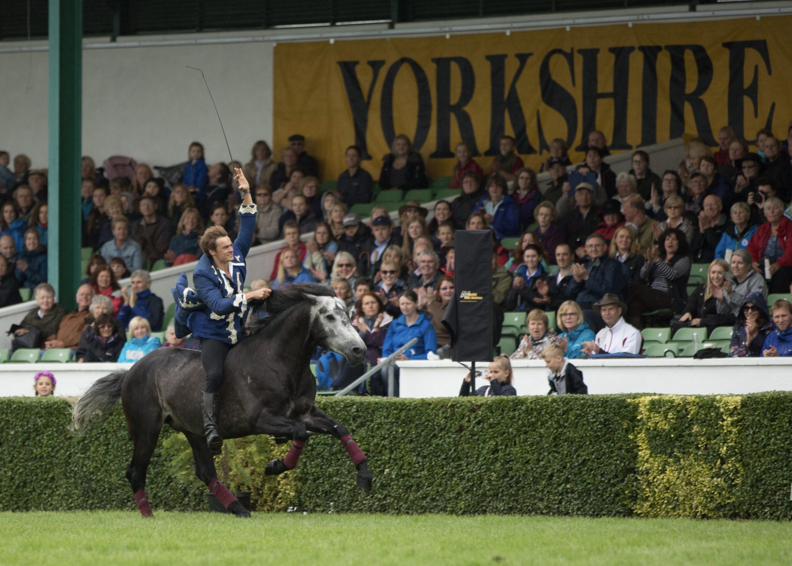 GREAT YORKSHIRE SHOW GOES VIRTUAL FOR THE FIRST TIME
