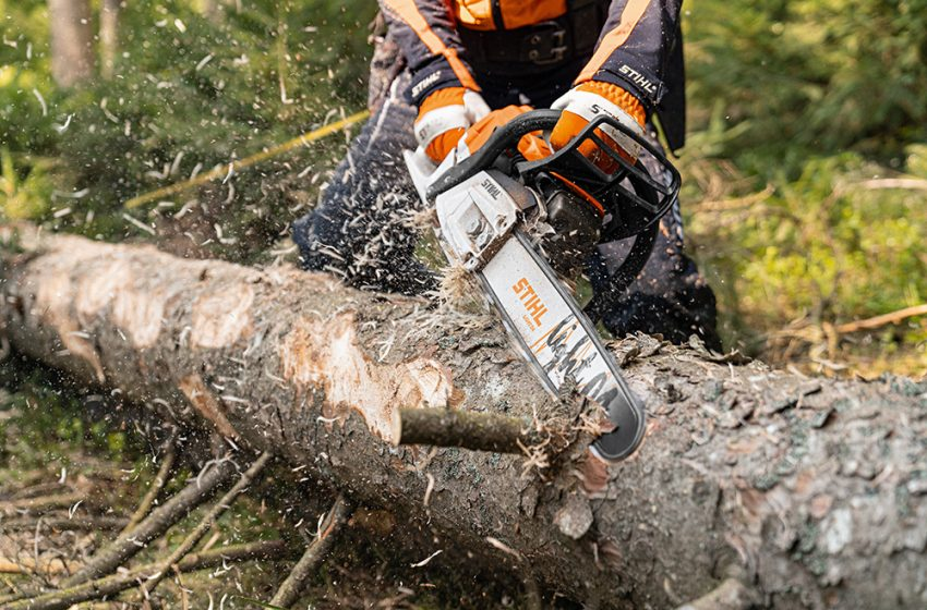STIHL ANNOUNCES NEW BAR AND CHAIN UPGRADES