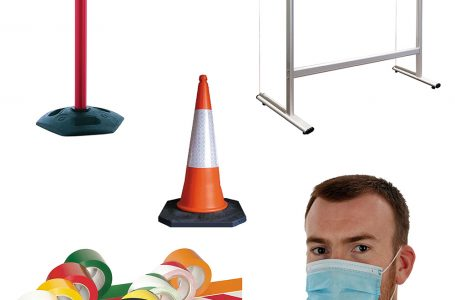 BRITS' CONCERN OVER PPE IN THE WORKPLACE