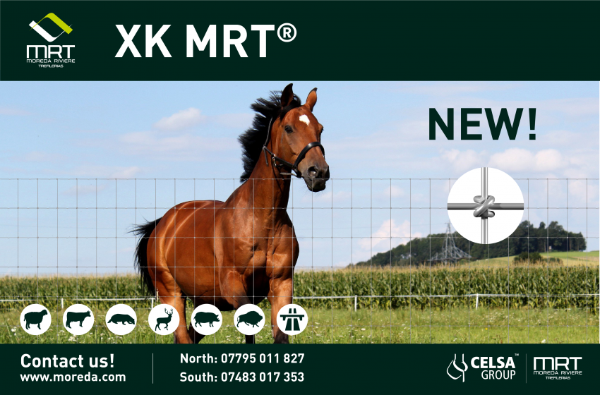 MRT FENCING LAUNCHES THE XK MRT FENCE