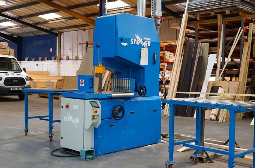 BARNSLEY TIMBER INVEST IN STENNER FOR THE FUTURE