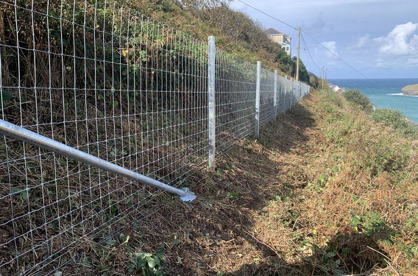 TRIPLE X ALL STEEL FENCING SYSTEM PROVIDES MUCH NEEDED GOOD NEWS