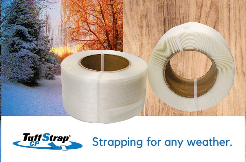 TUFFSTRAP™: THE WINTER-FRIENDLY STRAPPING SOLUTION FROM KWIKPAC