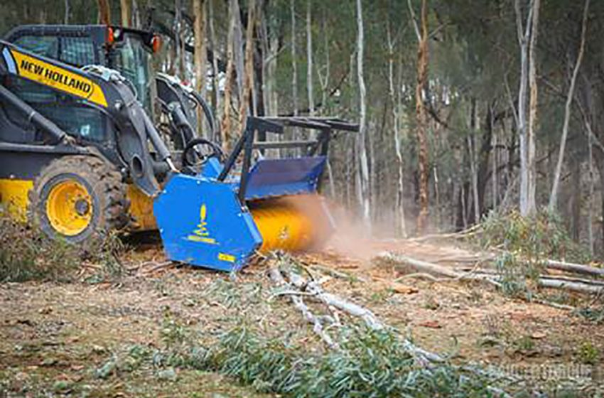 MULCH IT OVER WITH AUGER TORQUE