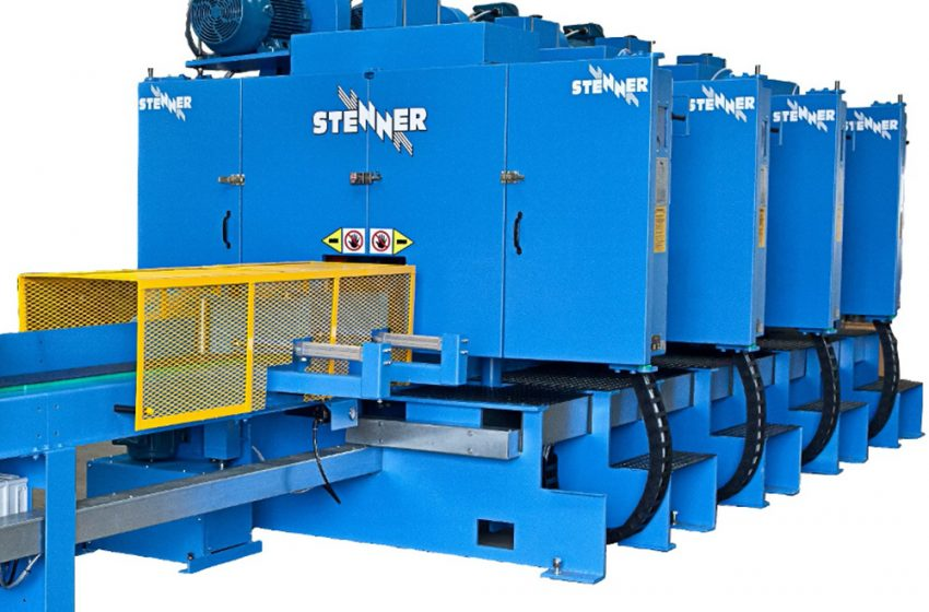 P.IRVING & SONS LTD INVEST IN NEW STENNER LINE