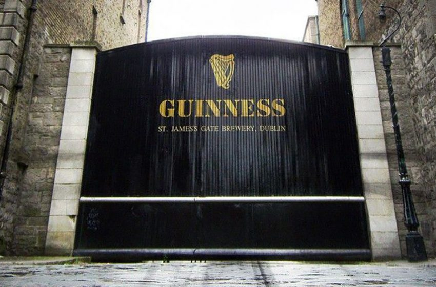 ROGERS FENCING DRAFTS IN LOCHRIN BAIN FOR GUINNESS PROJECT