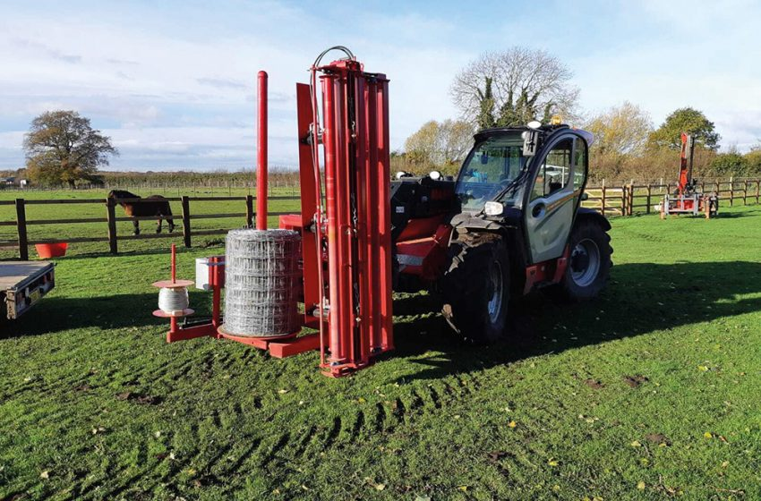 A MARVELLOUS MACHINE FOR FREEDOM LIVESTOCK