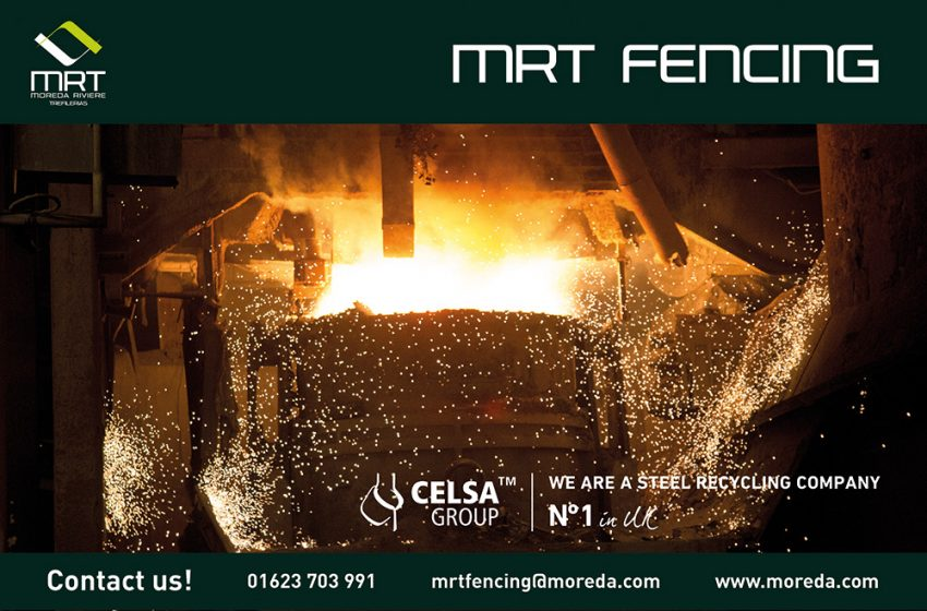 MRT FENCING SHOWS THEIR STEEL
