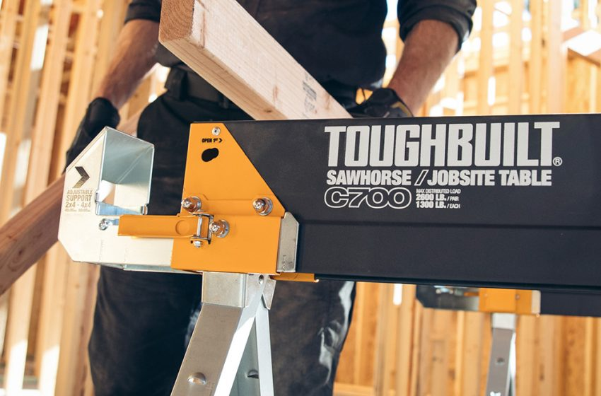 US FIRM TOUGHBUILT LAUNCHES UK OPERATIONS