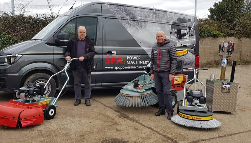 BLAKEWELL SERVICES BECOME LATEST DEALERS FOR WESTERMANN AND EASY PETROL POST DRIVER