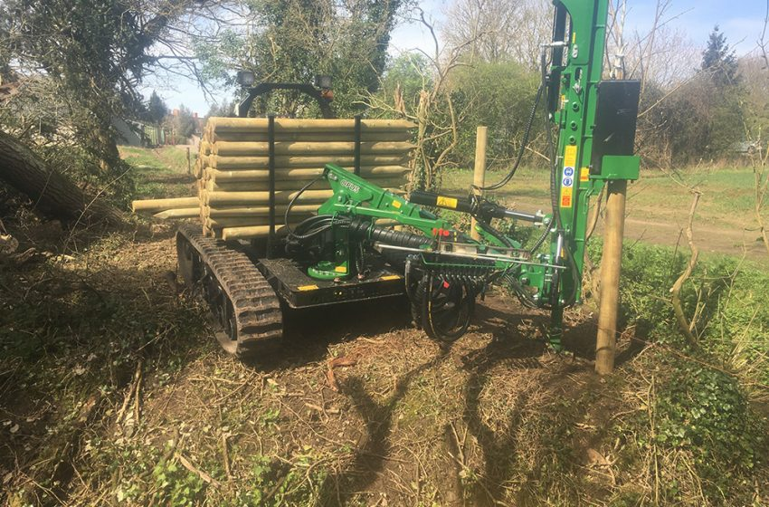 WRAGTRACK OPUS DELIVERS FOR RIDGEWAY RURAL SERVICES