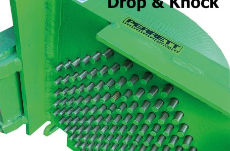 DROP AND KNOCK WITH PERRETT POST PLATES